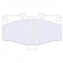 plaquette de frein CL Brakes 4064