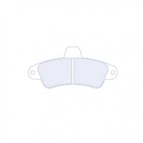 plaquette de frein CL Brakes 4071