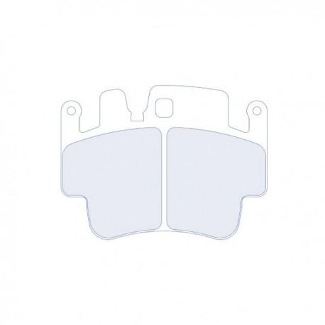 plaquette de frein CL Brakes 4082