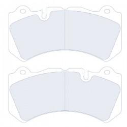 plaquette de frein CL Brakes 4090
