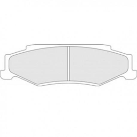 plaquette de frein CL Brakes 4091