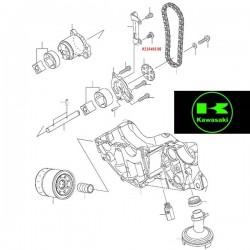 Vis de guide pour Kawasaki ER6