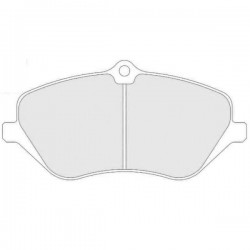 plaquette de frein CL Brakes 4119