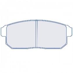 plaquette de frein CL Brakes 4129