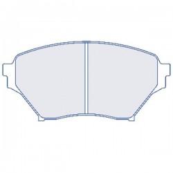 plaquette de frein CL Brakes 4135