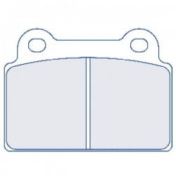 plaquette de frein CL Brakes 4164