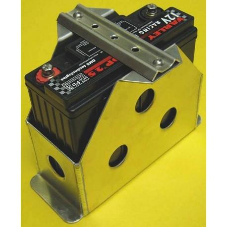 Bac batterie alu Racing 40