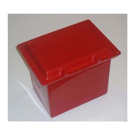 Bac batterie LARGE en fibre de verre