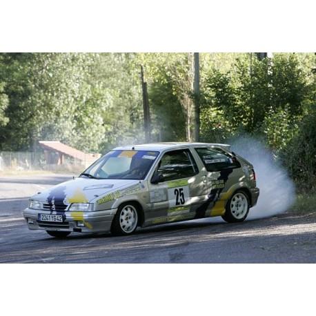pare brise Citroën ZX margard 5 mm