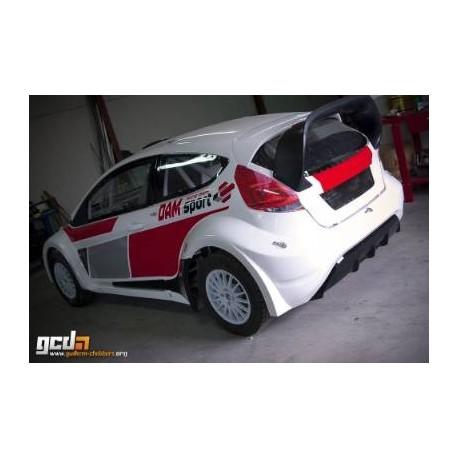 kit vitrage F2000 Ford fiesta MK7