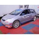 Kit vitrage Makrolon F2000 HONDA Civic type R 2001