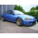 pare brise Honda Civic EG6 Margard 5 mm