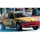 Vitre custode Peugeot 106 phase 1