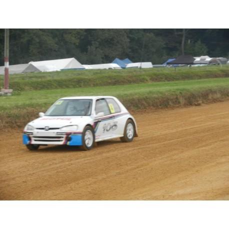 vitre hayon Peugeot 106 phase 2
