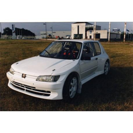 kit vitrage F2000 Peugeot 205