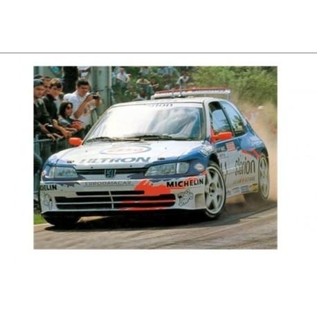 kit vitrage F2000 Peugeot 306