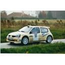 Kit vitrage Makrolon F2000 RENAULT Clio 2