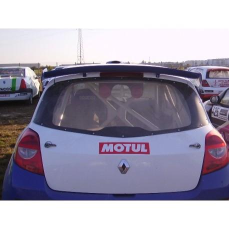 vitre hayon Renault Clio 3