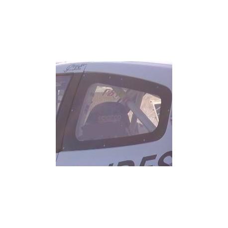 vitre custode arrière Renault Clio 3