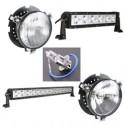 Rampes et phares à LED longue portée
