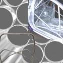 Châssis - arceaux - caisse : tubes, renforts, ,inserts, gousset, tôle, connexion ...