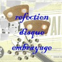 Refection disque embrayage