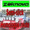Pneus semi-slick homologué route