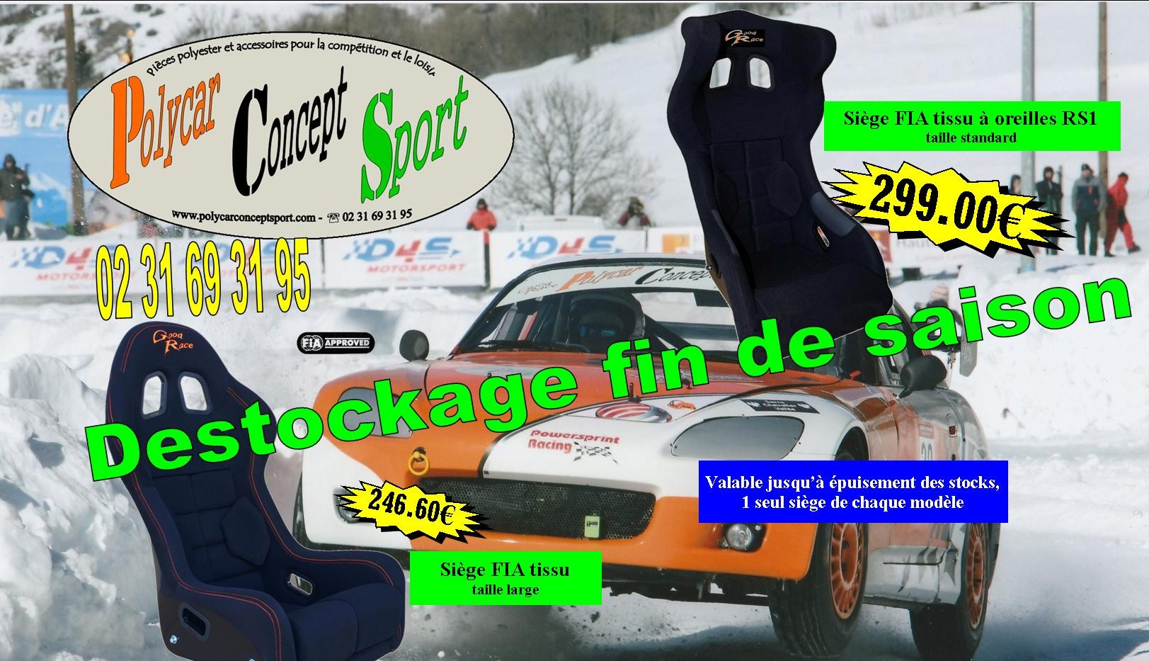 Destockage Good Race 2017
